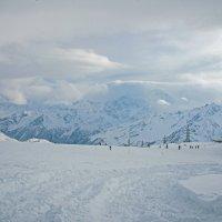 Гарабаши, высота 3847 метров. :: ФотоЛюбка *