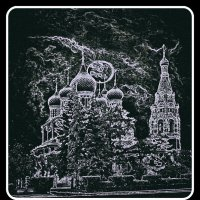 Храм :: Nikolay Monahov