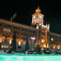 В центре Екатеринбурга. :: sav-al-v Савченко