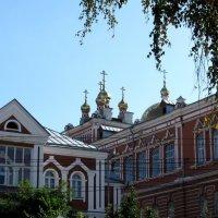Иверский монастырь. Самара. :: Надежда