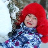 Зима 2019. :: Андрей (Skiff) Звонарёв