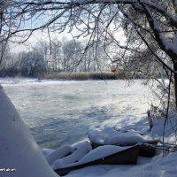 Волшебница зима. :: Роман Кривеженко