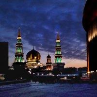 Мечеть Московская Соборная :: Larisa