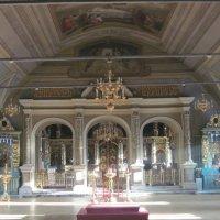 Успенский храм Новодевичьего монастыря :: Маера Урусова
