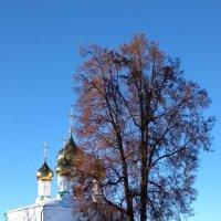 Чудесный день - Крещение 19.01.2019 :: Людмила