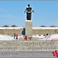 75 лет со дня полного освобождения Ленинграда от фашистской блокады. :: ТАТЬЯНА (tatik)
