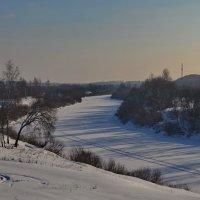 Днепр Зимой :: Aleksandr Ivanov67 Иванов