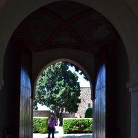 В крепости Алькасаба :: Ольга