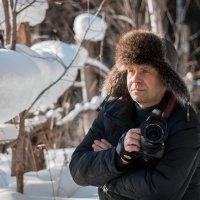 Автопортрет :: Вячеслав Васильевич Болякин
