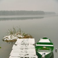 Первый снег :: Владимир Безгрешнов