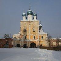 Борисоглебский монастырь :: ninell nikitina