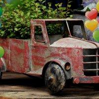 С Днём рождения автомобиля тебя, Земля! :: Татьяна Помогалова