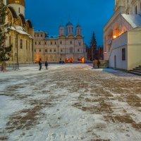 Уголок Кремля :: юрий поляков