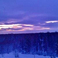зимнее небо :: Владимир