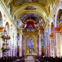 Католическая университетская церковь в Вене :: Лара Амелина