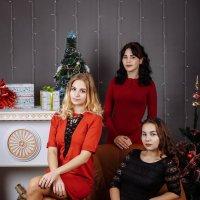 Новогодняя фотосессия в студии Кричев :: Евгений Третьяков