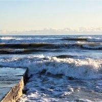 Море бушует :: Виктория Попова