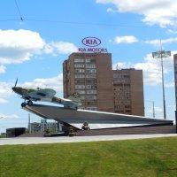 Памятник штурмовику Ил-2. Самара :: Надежда