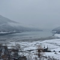 И падал снег :: Наталья (D.Nat@lia)