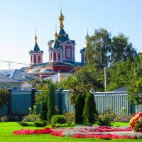 Красота православной архитектуры. :: Вячеслав Медведев