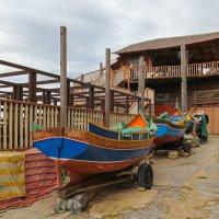 Какая рыбацкая деревня без лодок :: skijumper Иванов