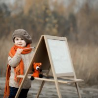 Юный художник :: Дарья Труфанова