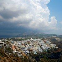 Остров Санторини.Греция. :: Зоя Чария