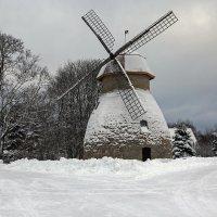 Мельница :: skijumper Иванов