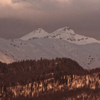 зима в горах :: Олег Кручинин
