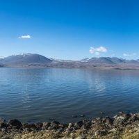 высокогорное озеро Паравано :: Лариса Батурова