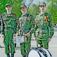 Барабанщики :: Raduzka (Надежда Веркина)