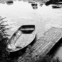 лодка :: Андрей Пахомов