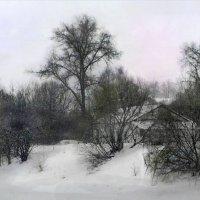 А снег идёт... :: Юрий