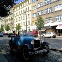 на улицах Праги :: Лариса Крышталь