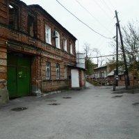 Старые дома. :: Анфиса