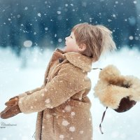 А снег идет... :: Маргарита Черкасова