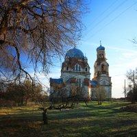 Покровская церковь :: Михаил Пахомов