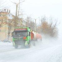 Снежный город ❄ :: Владислав Левашов