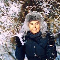 Зимушка зима :: Alex Lipchansky