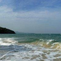 Море. :: Зоя Чария