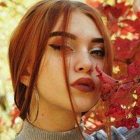 Катя. :: Арина Саенко