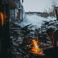 последствия войны. :: под пыльным небом