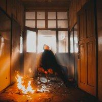 сонный паралич :: под пыльным небом