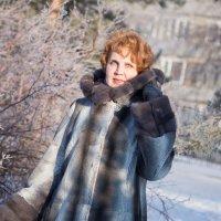 Ах, эта русская Зима! :: Марина Щуцких