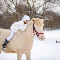 Снежинки :: Виктория Доманская
