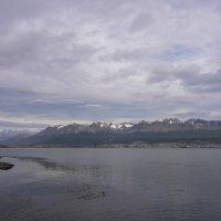 Утро в проливе Бигль... :: Владимир Жданов
