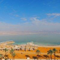День. Февраль. Мертвое море :: Гала