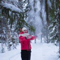 В сказочном лесу :: Светлана Павловская