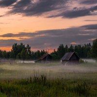 Вечерняя зорька :: Альберт Беляев