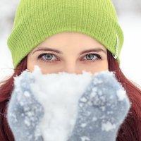 зеленые глаза :: Виталий Сердюк